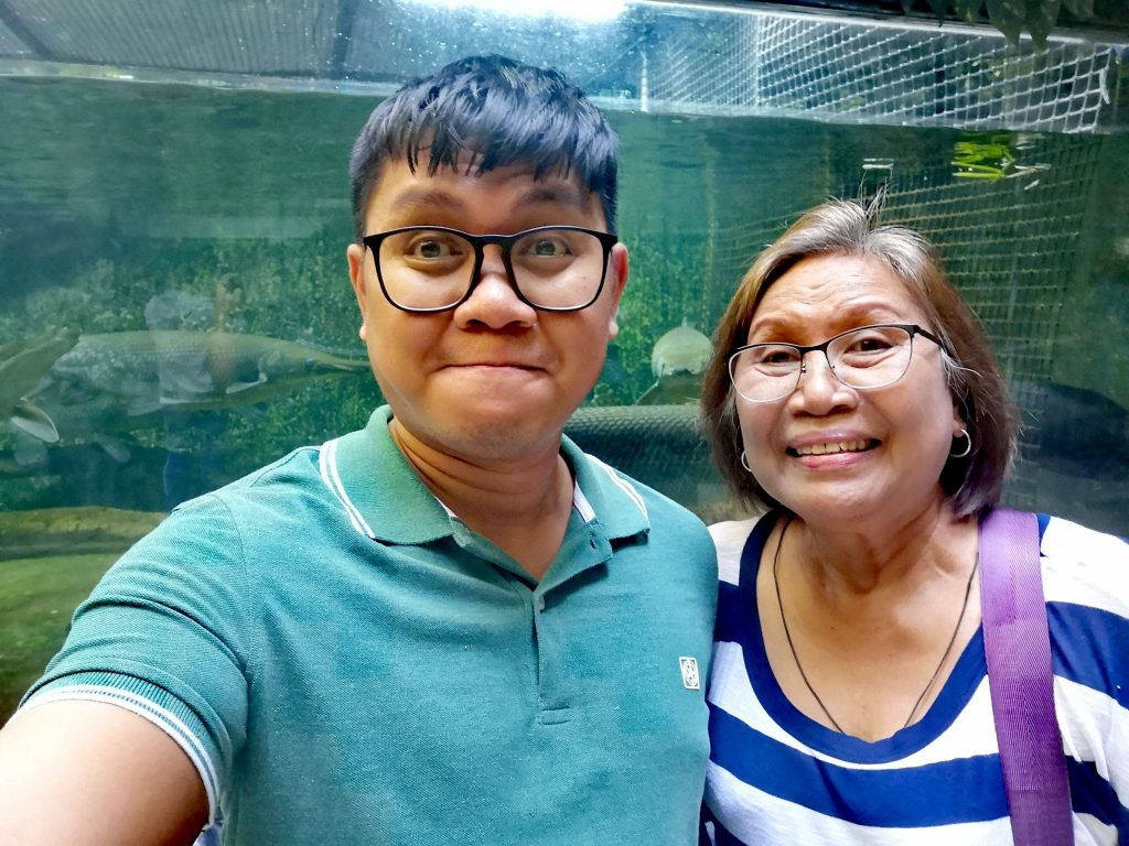Travel with your Parents : Mother and I